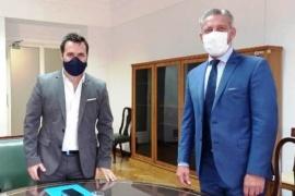 Chubut| Arcioni acordó con Nación avanzar en trabajos conjuntos
