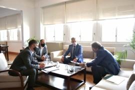 Chubut| Arcioni se reunió con Katopodis y gestionó más obras