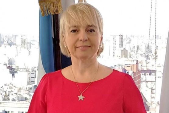 Silvana Giudici, designada interventora del Partido Propuesta Republicana (PRO).