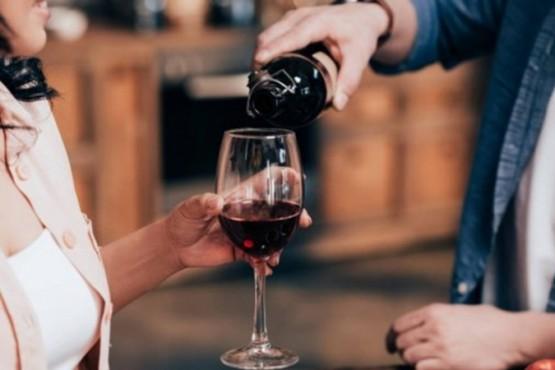 El consumo de vino per cápita registró un aumento de 6,5 por ciento en el 2020