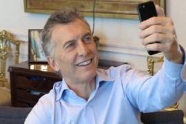 El agradecimiento de Macri a un usuario que defiende su gestión