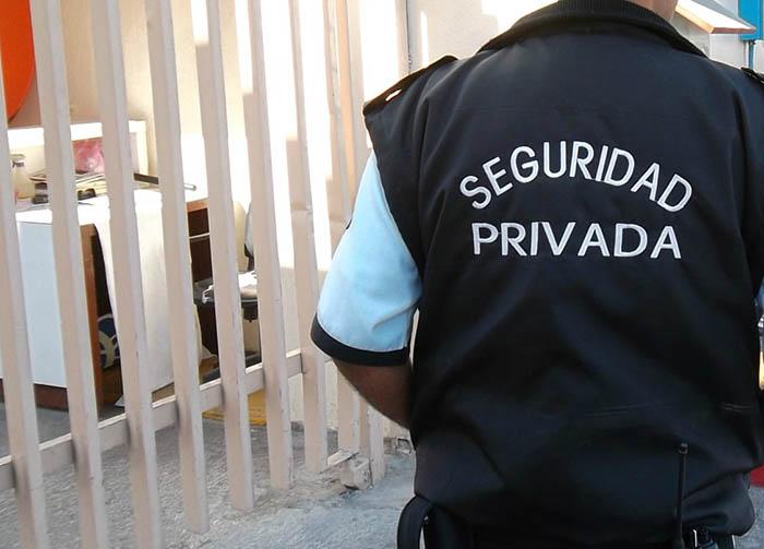 Seguridad Privada.