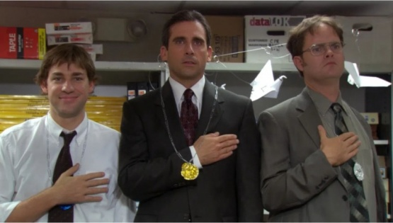The office.