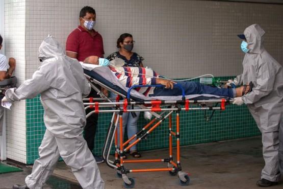 Preocupación mundial por la variante brasileña del coronavirus