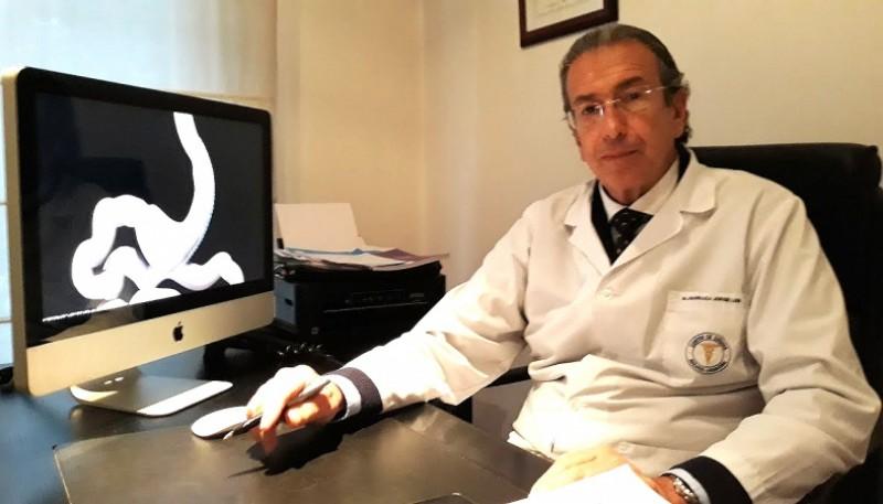 Dr. Jorge Harraca, Sociedad Argentina de Cirugía de la Obesidad.