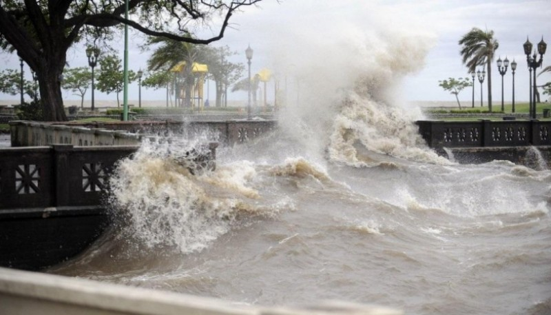Alerta en el Río de La Plata