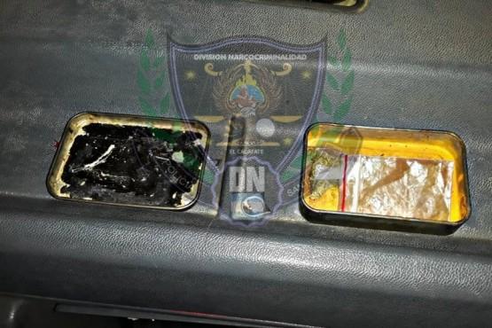 Tres detenidos por drogas en El Calafate