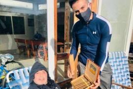 """""""Se va a cagar muriendo el gordo"""": estremecedor audio de Leopoldo Luque"""