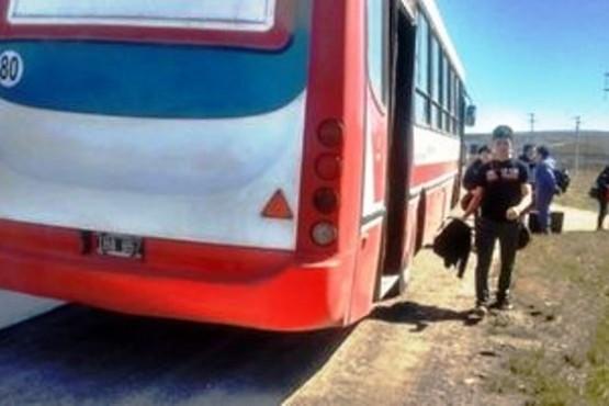 """28 de Noviembre sin transporte urbano: """"Hubo un incumplimiento de la empresa con lo firmado"""""""