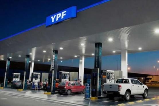 YPF aumentó nuevamente el precio del combustible