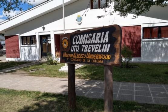 Duro enfrentamiento entre  familiares en Trevelín