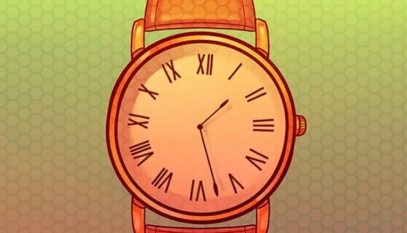 Reto viral: encontrar el error en el reloj pulsera nunca fue tan difícil