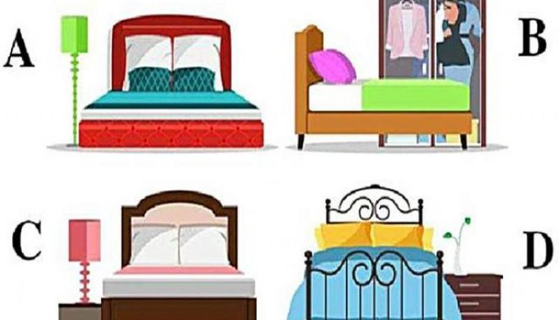 Test viral: Elegí un dormitorio y descubrí tu personalidad oculta