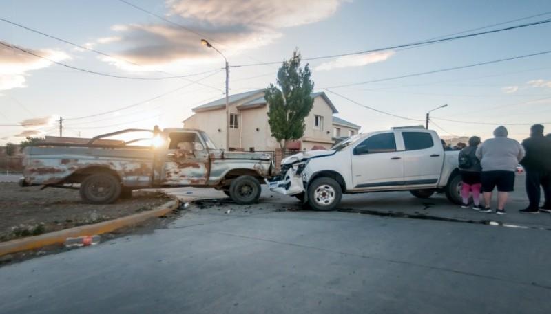 Nueva colisión en Río Gallegos