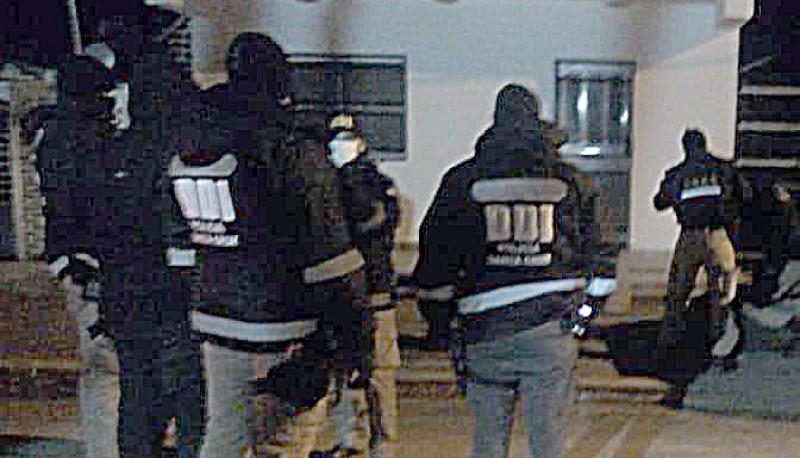En el hecho interviene el personal de la División de Investigaciones. (Foto archivo)