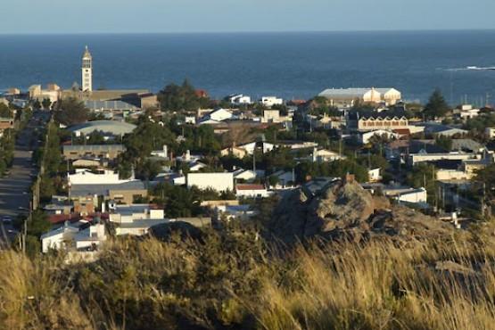La estancia queda a 100 kilómetros de Puerto Deseado.