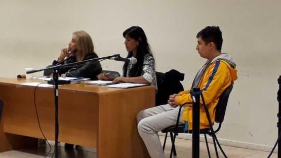 Audiencia de revisión de la preventiva por el homicidio de Alexis Cueva