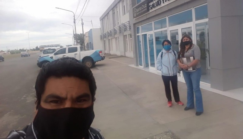 Barrios piden hospital modular para COVID