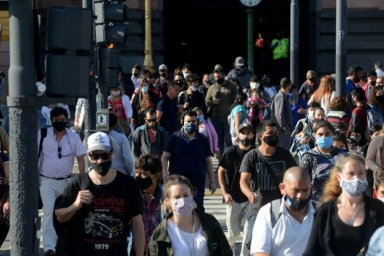 Coronavirus en Argentina: 9.196 nuevos casos y 113 muertos en las últimas 24 horas