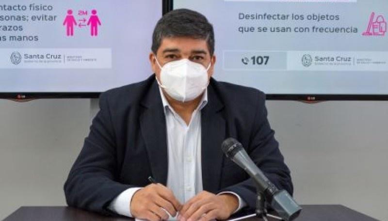Ministro de Salud, Claudio García, habló con Tiempo FM.