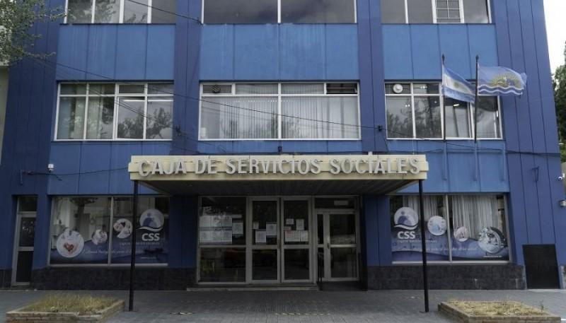 Caja de Servicios Sociales sede Río Gallegos.