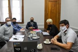 Autoridades del Gobierno participaron de reunión convocada por la CNRT Patagonia