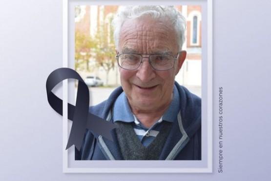 Falleció José Saracano
