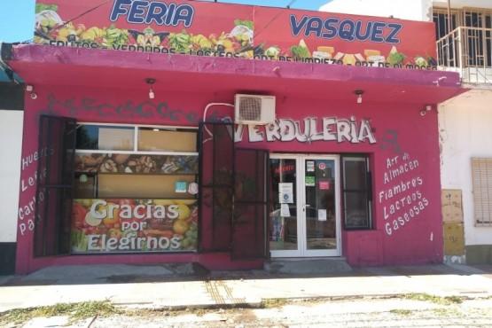 El hecho ocurrió en las inmediaciones de las calles Lavalle y 13 de Diciembre.