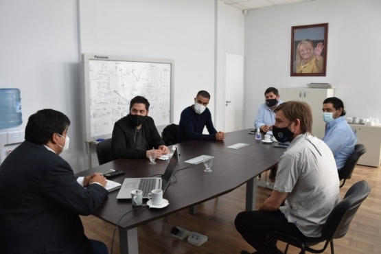 Reunión entre el Ministerio de Salud y el titular del PAMI.