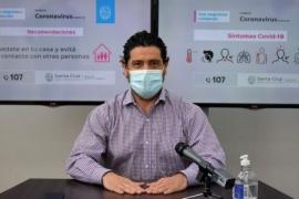 """Aballay: """"Todas las localidades recibieron las dosis que envío Nación a Santa Cruz"""""""