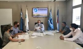 """Biss: """"La nueva planta de gas envasado de Petrominera beneficiará a toda la zona"""""""