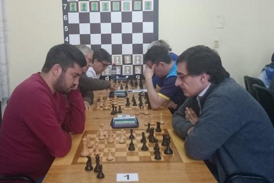 Campeón lideró al equipo santacruceño.