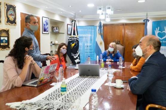 Investigadores del CONICET entrevistaron a Alicia Kirchner