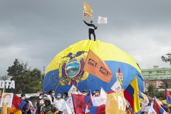 Ecuador se prepara para votar en medio de una crisis sanitaria, económica y política