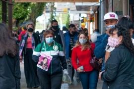 Más casos, pero menos restricciones en Santa Cruz