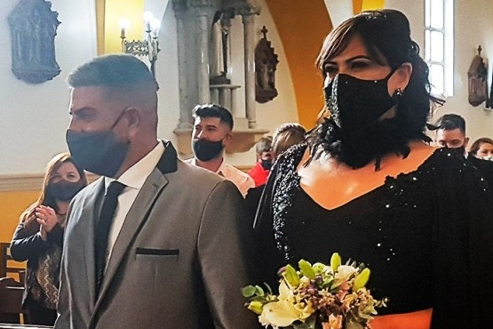 La mujer trans que se casó por Iglesia en Ushuaia dijo que su condición