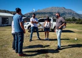 Gobierno realiza trabajos para generar una apertura de frontera con Chile