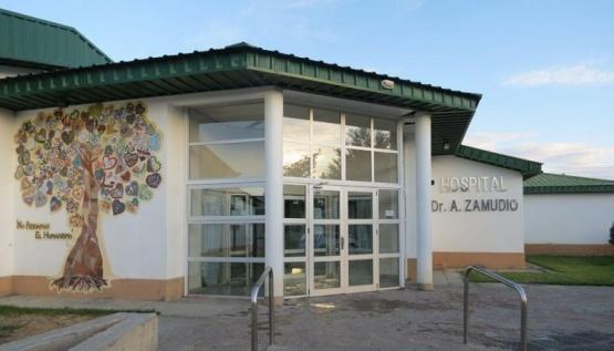 Hospital de Piedra Buena.