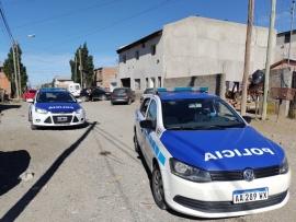 Allanamiento en dos viviendas por el ataque a un empleado hotelero
