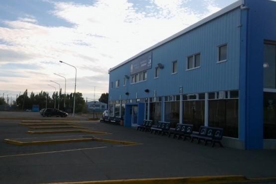 Medidas y destinos que ofrece la Terminal de Gallegos.
