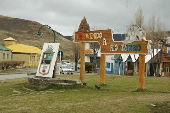 El hecho se registró en la localidad de Río Turbio.