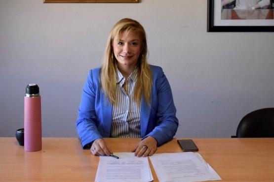 La subsecretaria de Asuntos Jurídicos, Dra. Karen Cader, participó de la reunión.