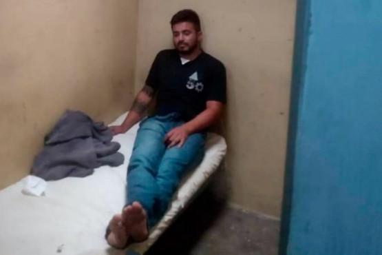 Trasladaron al acusado de matar a Úrsula por la protesta de vecinos en Conesa