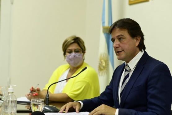 El Intendente Juncos dejó inaugurado el Periodo de Sesiones del Concejo Deliberante de Rada Tilly
