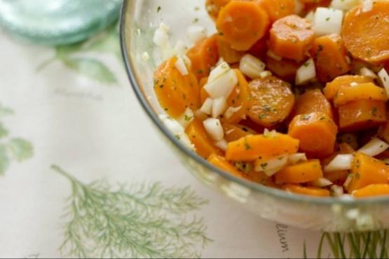 Cómo hacer zanahorias en escabeche