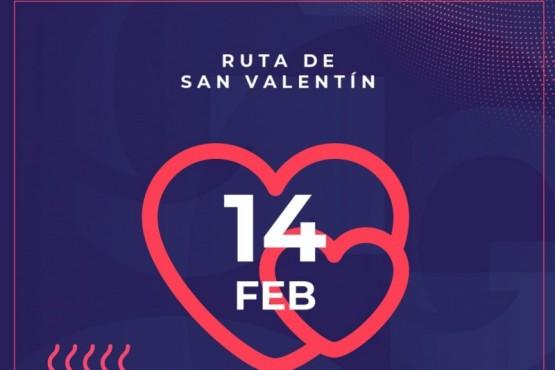 Día de San Valentín: actividades recreativas en la costanera