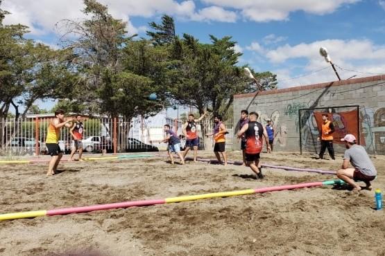 Fin de semana a todo deporte en Pico Truncado