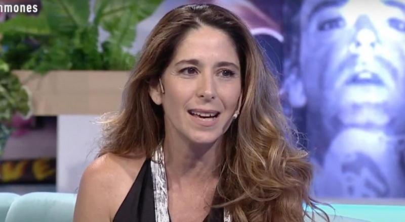 La actriz, Laura Novoa.