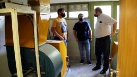 Gaiman| Realizaron refacciones en la escuela agrotécnica