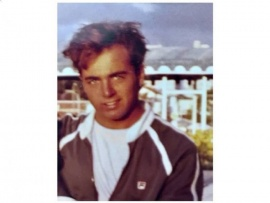 Germán Martitegui compartió una foto con pelo y se robó toda la atención